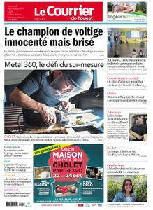 Le Courrier de l'Ouest Cholet – 20 octobre 2021