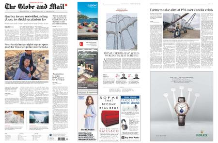 The Globe and Mail – March 28, 2019
