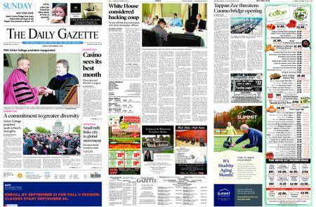 The Daily Gazette – September 09, 2018