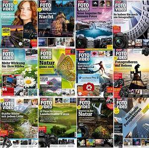 Chip Foto Video Germany - 2017 Full Year Issues Collection