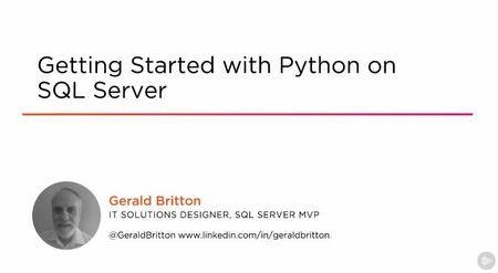 Getting Started with Python on SQL Server