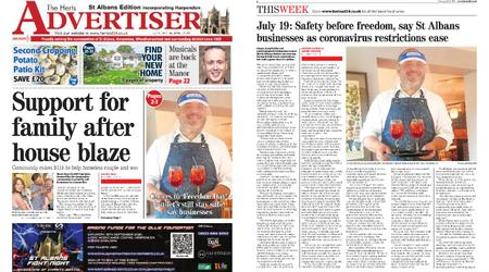 The Herts Advertiser – July 15, 2021
