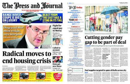 The Press and Journal Moray – March 07, 2018