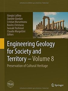 Engineering Geology for Society and Territory - Volume 8: Preservation of Cultural Heritage (Repost)