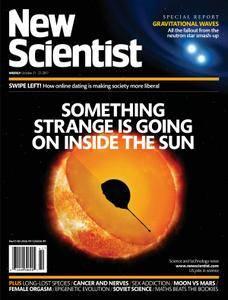 New Scientist - October 21, 2017