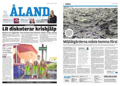 Ålandstidningen – 18 juli 2018