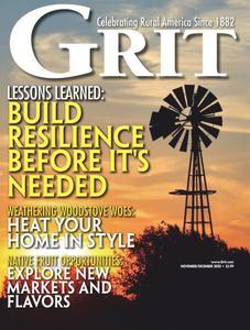 Grit - November 01, 2020
