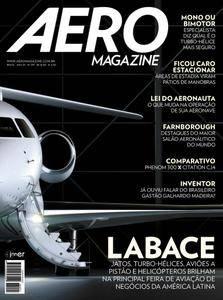 Aero Magazine Brasil - agosto 2018