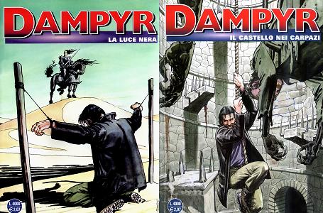Dampyr - Volumi 19-20