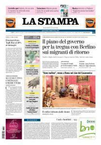 La Stampa Torino Provincia e Canavese - 18 Luglio 2018