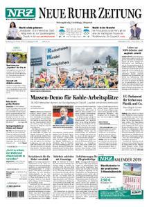 NRZ Neue Ruhr Zeitung Essen-Postausgabe - 25. Oktober 2018