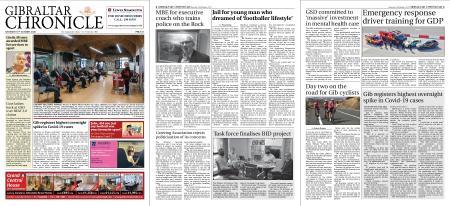 Gibraltar Chronicle – 10 October 2020