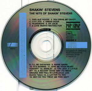 Shakin Stevens The Hits Of Shakin Stevens 1995