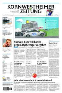 Kornwestheimer Zeitung - 08. September 2017