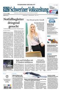 Schweriner Volkszeitung Hagenower Kreisblatt - 07. Januar 2020