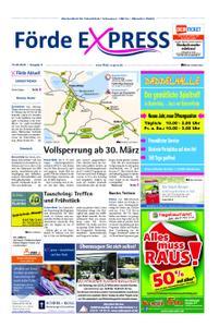 Förde Express - 19. Februar 2020