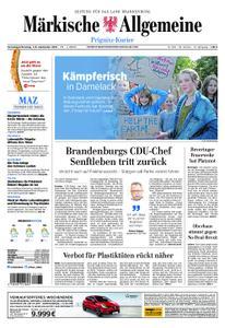 Märkische Allgemeine Prignitz Kurier - 07. September 2019