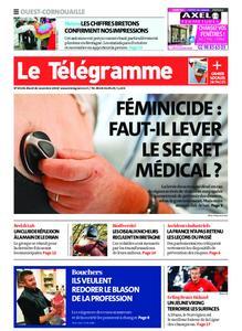 Le Télégramme Ouest Cornouaille – 26 novembre 2019