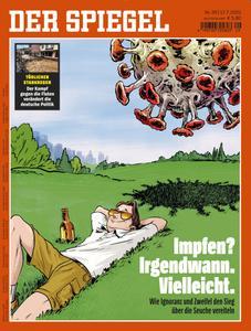 Der Spiegel - 17 Juli 2021