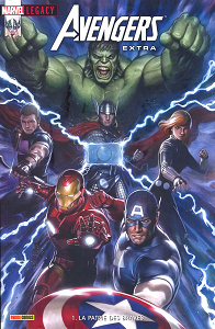 Marvel Legacy - Avengers Extra - Tome 1 - La Patrie des Braves