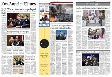 Los Angeles Times – September 27, 2019