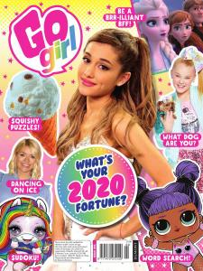 Go Girl - Issue 294 - January 2020
