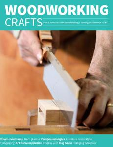 Woodworking Crafts - July-August 2020