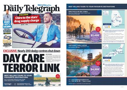 The Daily Telegraph (Sydney) – June 03, 2019