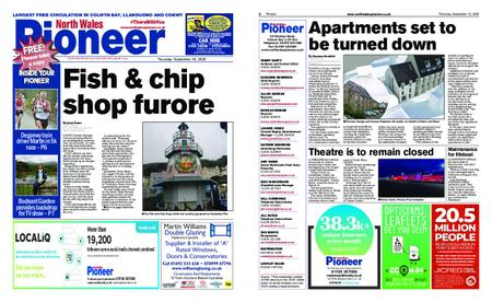 North Wales Pioneer – September 10, 2020