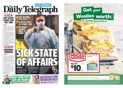 The Daily Telegraph (Sydney) – July 11, 2020