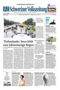 Schweriner Volkszeitung Hagenower Kreisblatt - 09. März 2019
