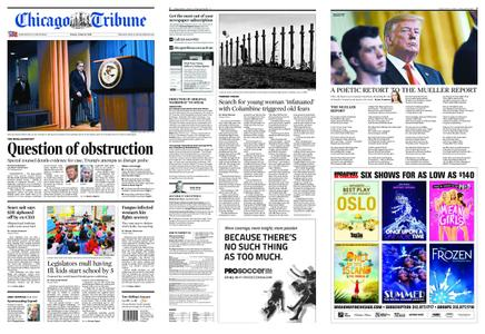 Chicago Tribune – April 19, 2019