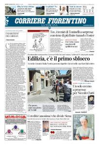 Corriere Fiorentino La Toscana – 25 luglio 2019