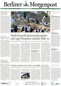Berliner Morgenpost - 19 Juli 2021