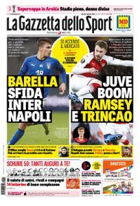 La Gazzetta dello Sport – 03 gennaio 2019