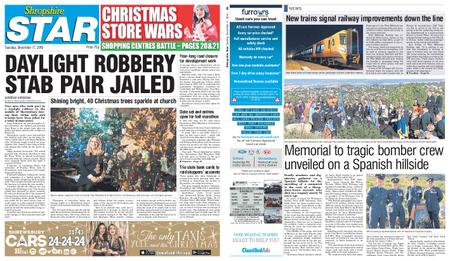 Shropshire Star Shrewsbury Edition – December 17, 2019