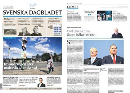 Svenska Dagbladet – 11 maj 2019