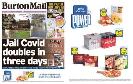 Burton Mail – January 22, 2021
