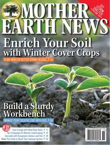 Mother Earth News - October/November 2020
