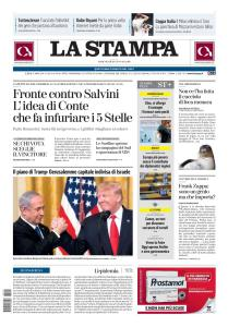 La Stampa Aosta - 29 Gennaio 2020