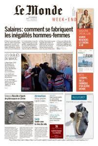 Le Monde du Samedi 2 Décembre 2017