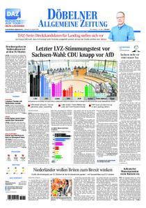 Döbelner Allgemeine Zeitung - 21. August 2019