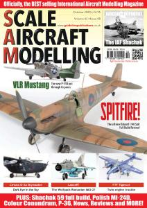 Scale Aircraft Modelling - October 2020