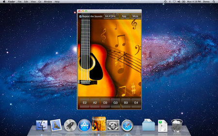 Easy Guitar Tuner 1.7 Retail
