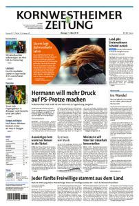 Kornwestheimer Zeitung - 11. März 2019