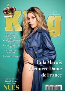 King France - Juillet 2020