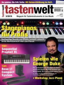 Tastenwelt - Mai-Juni 2019