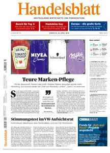 Handelsblatt - 23. April 2019