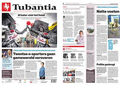 Tubantia - Enschede – 24 februari 2020