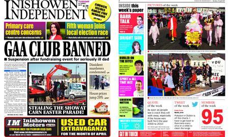 Inishowen Independent – April 23, 2019